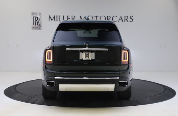 New 2020 Rolls-Royce Cullinan for sale $348,975 at Maserati of Greenwich in Greenwich CT 06830 5