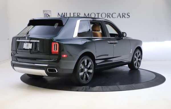 New 2020 Rolls-Royce Cullinan for sale $348,975 at Maserati of Greenwich in Greenwich CT 06830 6
