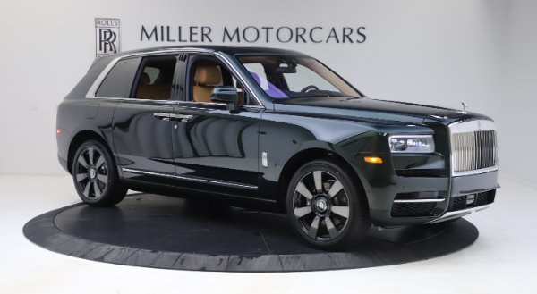 New 2020 Rolls-Royce Cullinan for sale $348,975 at Maserati of Greenwich in Greenwich CT 06830 8