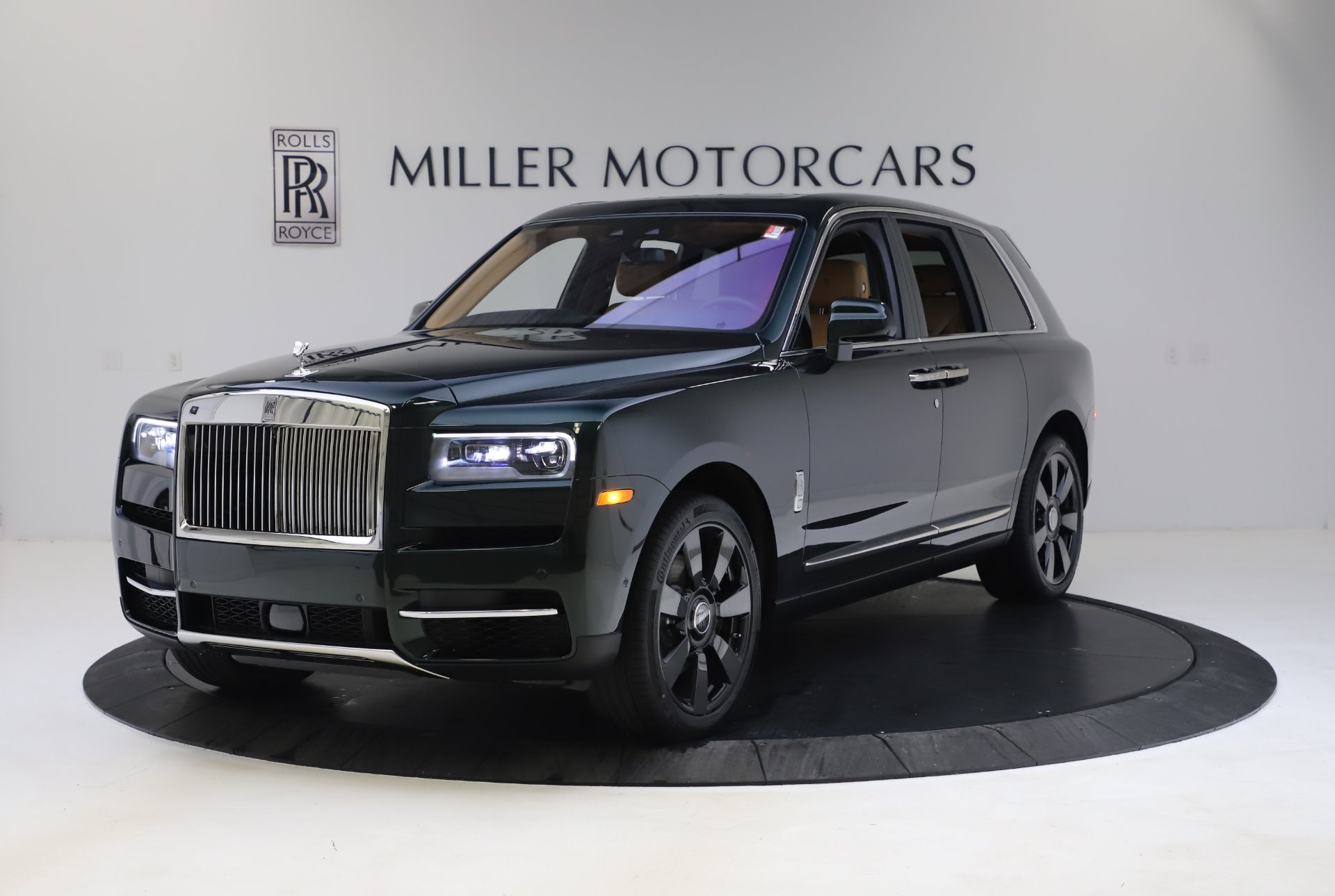 New 2020 Rolls-Royce Cullinan for sale $348,975 at Maserati of Greenwich in Greenwich CT 06830 1