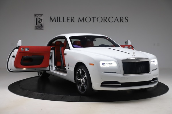 New 2020 Rolls-Royce Wraith for sale $392,325 at Maserati of Greenwich in Greenwich CT 06830 10
