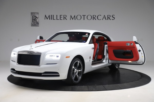 New 2020 Rolls-Royce Wraith for sale $392,325 at Maserati of Greenwich in Greenwich CT 06830 12