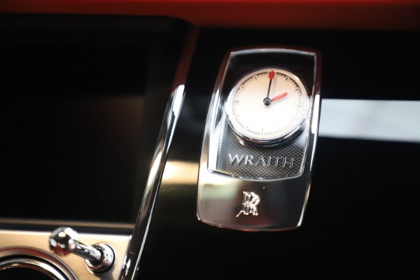 New 2020 Rolls-Royce Wraith for sale $392,325 at Maserati of Greenwich in Greenwich CT 06830 23