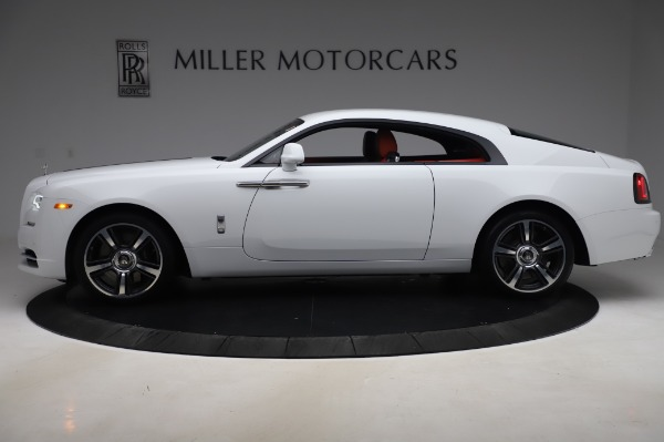 New 2020 Rolls-Royce Wraith for sale $392,325 at Maserati of Greenwich in Greenwich CT 06830 3
