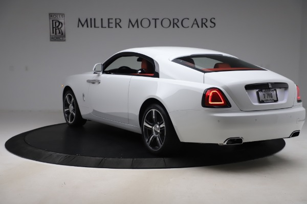 New 2020 Rolls-Royce Wraith for sale $392,325 at Maserati of Greenwich in Greenwich CT 06830 4