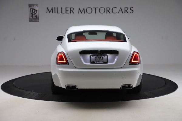 New 2020 Rolls-Royce Wraith for sale $392,325 at Maserati of Greenwich in Greenwich CT 06830 5