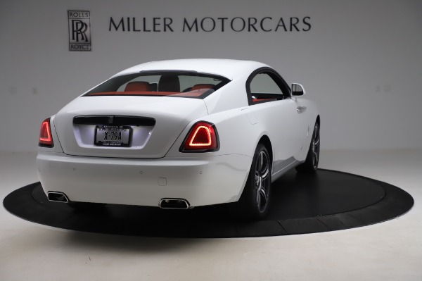 New 2020 Rolls-Royce Wraith for sale $392,325 at Maserati of Greenwich in Greenwich CT 06830 6