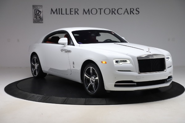New 2020 Rolls-Royce Wraith for sale $392,325 at Maserati of Greenwich in Greenwich CT 06830 8