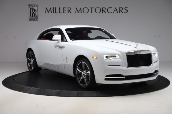 New 2020 Rolls-Royce Wraith for sale $392,325 at Maserati of Greenwich in Greenwich CT 06830 9