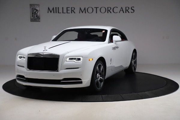 New 2020 Rolls-Royce Wraith for sale $392,325 at Maserati of Greenwich in Greenwich CT 06830 1