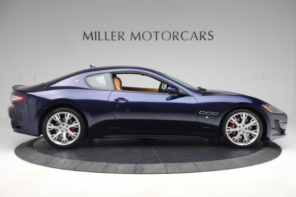 Used 2016 Maserati GranTurismo Sport for sale Sold at Maserati of Greenwich in Greenwich CT 06830 9