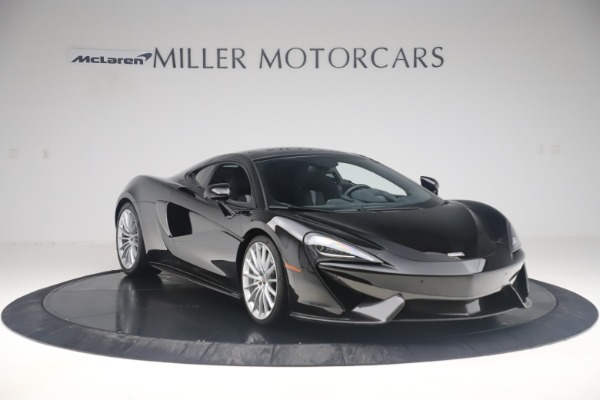 Used 2017 McLaren 570GT Coupe for sale $142,900 at Maserati of Greenwich in Greenwich CT 06830 10
