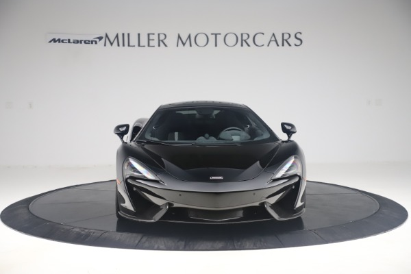 Used 2017 McLaren 570GT Coupe for sale $142,900 at Maserati of Greenwich in Greenwich CT 06830 12