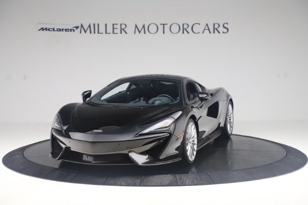 Used 2017 McLaren 570GT Coupe for sale $142,900 at Maserati of Greenwich in Greenwich CT 06830 13