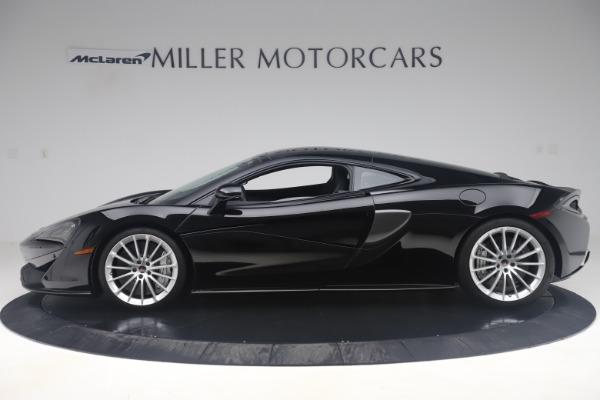 Used 2017 McLaren 570GT Coupe for sale $142,900 at Maserati of Greenwich in Greenwich CT 06830 2