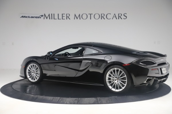 Used 2017 McLaren 570GT Coupe for sale $142,900 at Maserati of Greenwich in Greenwich CT 06830 3