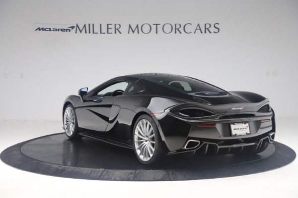 Used 2017 McLaren 570GT Coupe for sale $142,900 at Maserati of Greenwich in Greenwich CT 06830 4