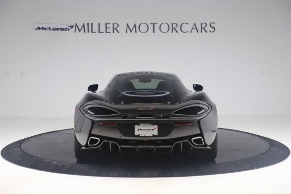 Used 2017 McLaren 570GT Coupe for sale $142,900 at Maserati of Greenwich in Greenwich CT 06830 5