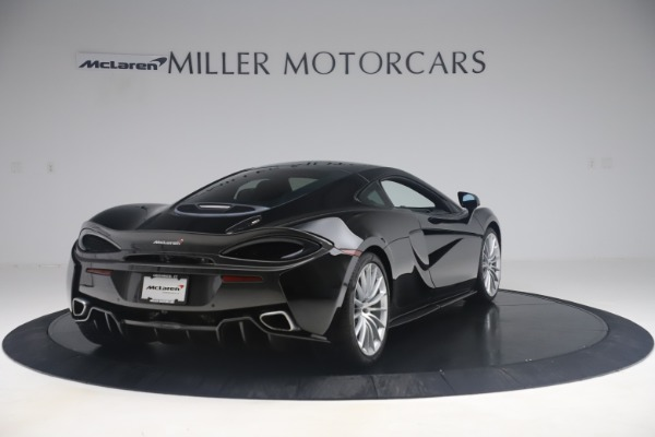 Used 2017 McLaren 570GT Coupe for sale $142,900 at Maserati of Greenwich in Greenwich CT 06830 6