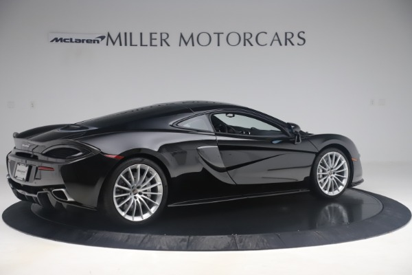 Used 2017 McLaren 570GT Coupe for sale $142,900 at Maserati of Greenwich in Greenwich CT 06830 7