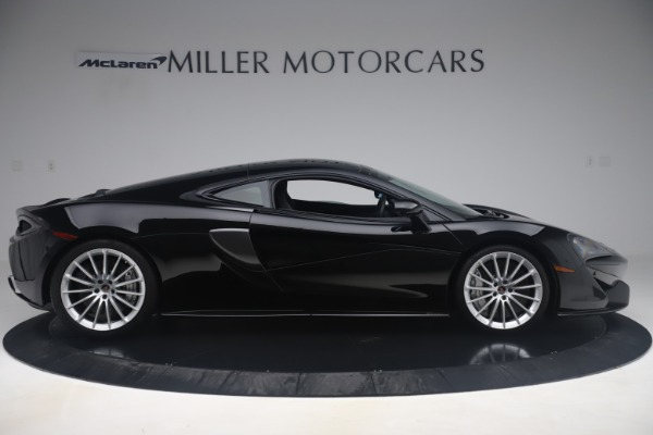 Used 2017 McLaren 570GT Coupe for sale $142,900 at Maserati of Greenwich in Greenwich CT 06830 8
