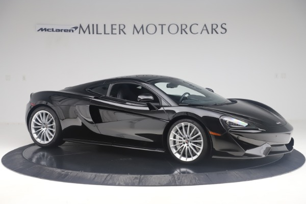 Used 2017 McLaren 570GT Coupe for sale $142,900 at Maserati of Greenwich in Greenwich CT 06830 9