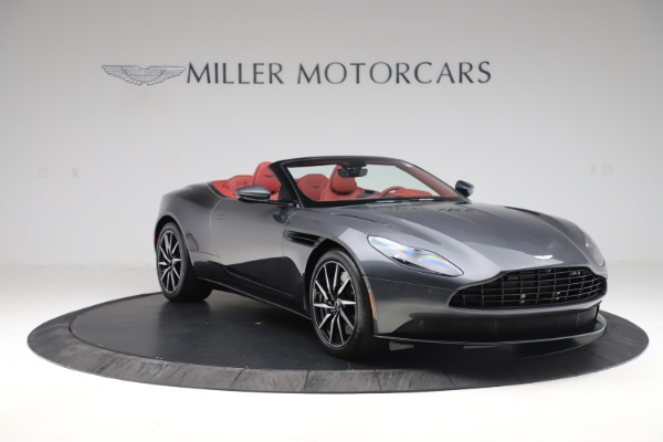 Used 2020 Aston Martin DB11 Volante Convertible for sale Sold at Maserati of Greenwich in Greenwich CT 06830 10