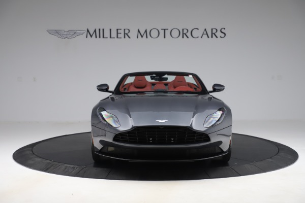 Used 2020 Aston Martin DB11 Volante Convertible for sale Sold at Maserati of Greenwich in Greenwich CT 06830 11