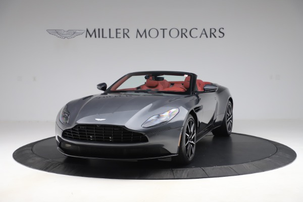 Used 2020 Aston Martin DB11 Volante Convertible for sale Sold at Maserati of Greenwich in Greenwich CT 06830 12
