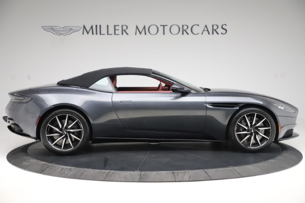 Used 2020 Aston Martin DB11 Volante Convertible for sale Sold at Maserati of Greenwich in Greenwich CT 06830 13
