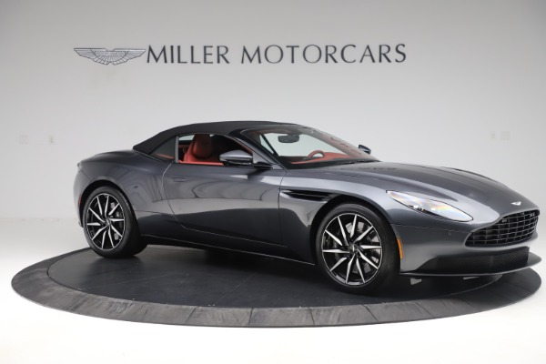 Used 2020 Aston Martin DB11 Volante Convertible for sale Sold at Maserati of Greenwich in Greenwich CT 06830 14