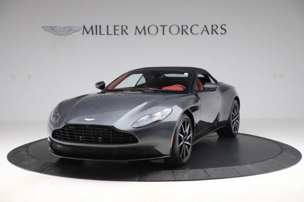 Used 2020 Aston Martin DB11 Volante Convertible for sale Sold at Maserati of Greenwich in Greenwich CT 06830 16