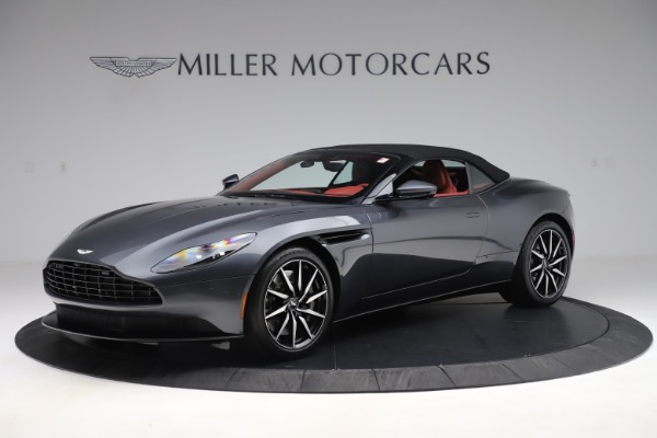 Used 2020 Aston Martin DB11 Volante Convertible for sale Sold at Maserati of Greenwich in Greenwich CT 06830 17