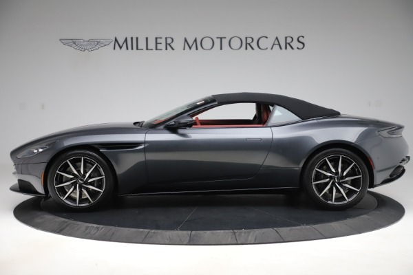 Used 2020 Aston Martin DB11 Volante Convertible for sale Sold at Maserati of Greenwich in Greenwich CT 06830 18