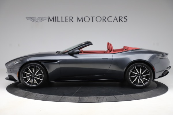 Used 2020 Aston Martin DB11 Volante Convertible for sale Sold at Maserati of Greenwich in Greenwich CT 06830 2