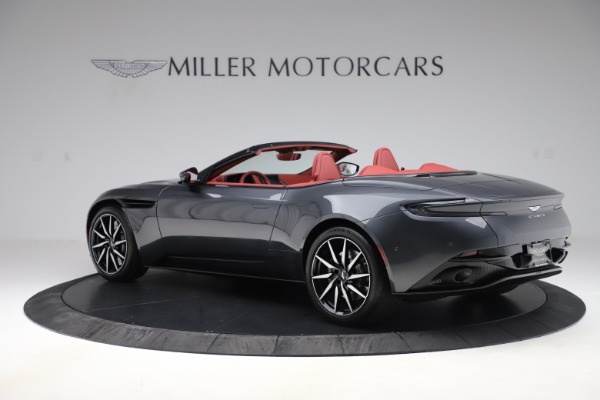 Used 2020 Aston Martin DB11 Volante Convertible for sale Sold at Maserati of Greenwich in Greenwich CT 06830 3