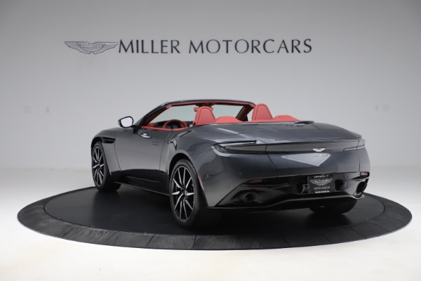 Used 2020 Aston Martin DB11 Volante Convertible for sale Sold at Maserati of Greenwich in Greenwich CT 06830 4