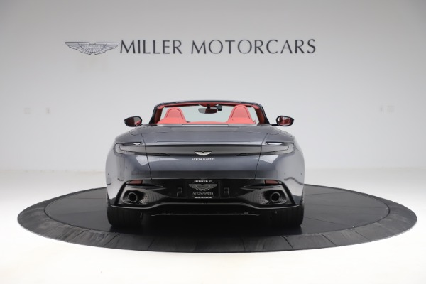 Used 2020 Aston Martin DB11 Volante Convertible for sale Sold at Maserati of Greenwich in Greenwich CT 06830 5
