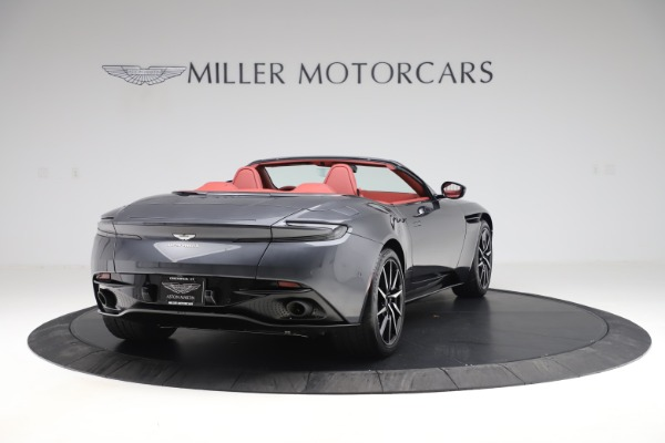 Used 2020 Aston Martin DB11 Volante Convertible for sale Sold at Maserati of Greenwich in Greenwich CT 06830 6