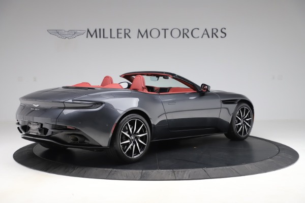 Used 2020 Aston Martin DB11 Volante Convertible for sale Sold at Maserati of Greenwich in Greenwich CT 06830 7