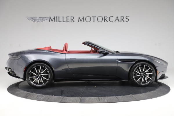 Used 2020 Aston Martin DB11 Volante Convertible for sale Sold at Maserati of Greenwich in Greenwich CT 06830 8