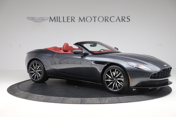 Used 2020 Aston Martin DB11 Volante Convertible for sale Sold at Maserati of Greenwich in Greenwich CT 06830 9
