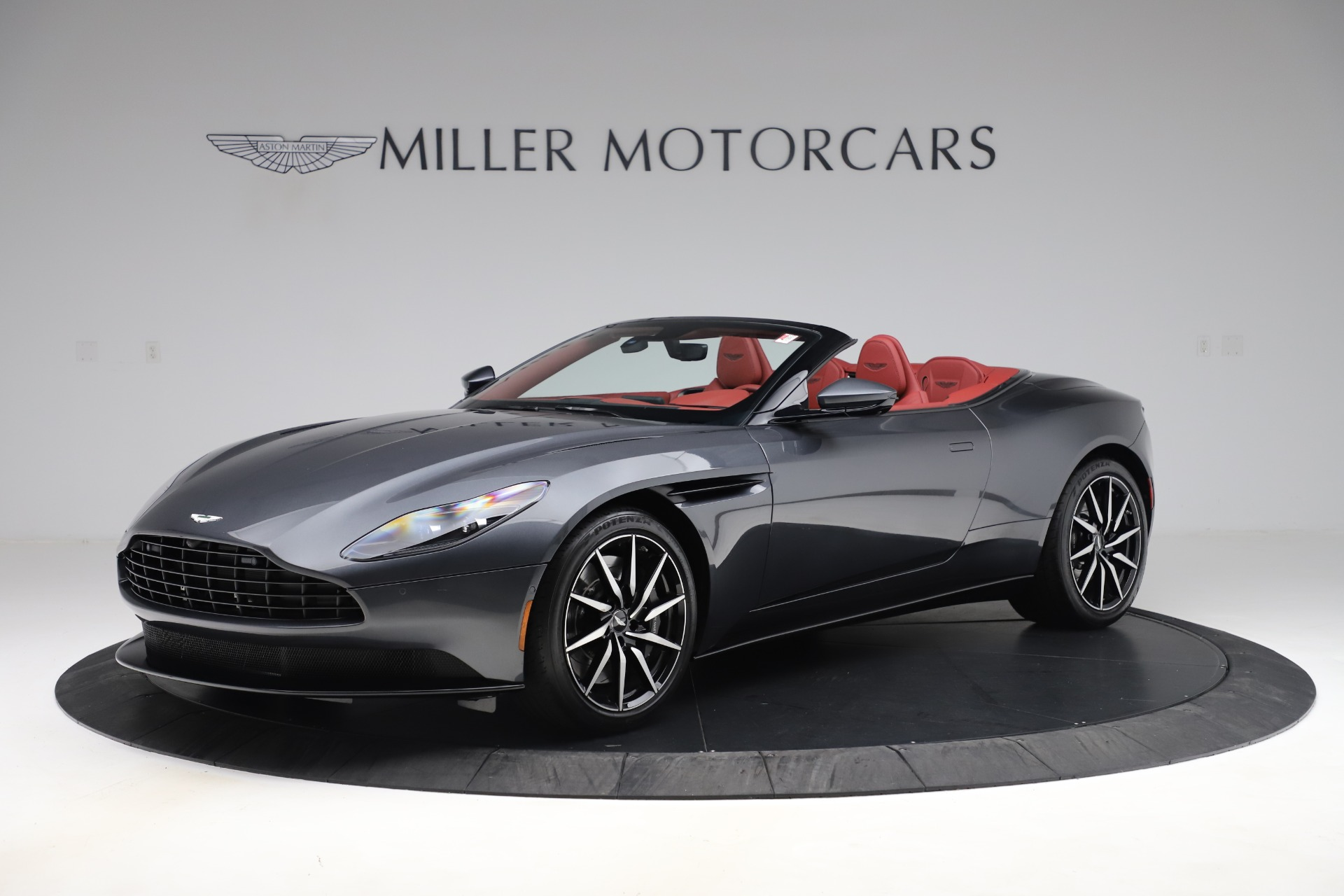 Used 2020 Aston Martin DB11 Volante Convertible for sale Sold at Maserati of Greenwich in Greenwich CT 06830 1