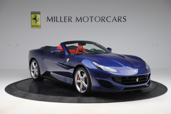 Used 2019 Ferrari Portofino for sale $227,900 at Maserati of Greenwich in Greenwich CT 06830 11