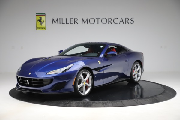 Used 2019 Ferrari Portofino for sale $227,900 at Maserati of Greenwich in Greenwich CT 06830 13