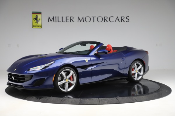 Used 2019 Ferrari Portofino for sale $227,900 at Maserati of Greenwich in Greenwich CT 06830 2