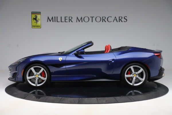 Used 2019 Ferrari Portofino for sale $227,900 at Maserati of Greenwich in Greenwich CT 06830 3