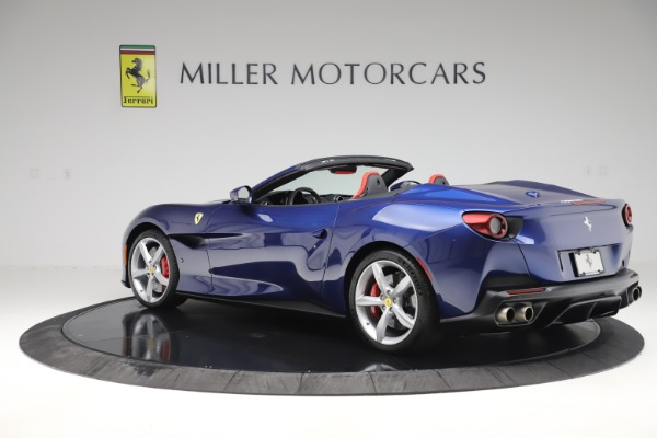 Used 2019 Ferrari Portofino for sale $227,900 at Maserati of Greenwich in Greenwich CT 06830 4