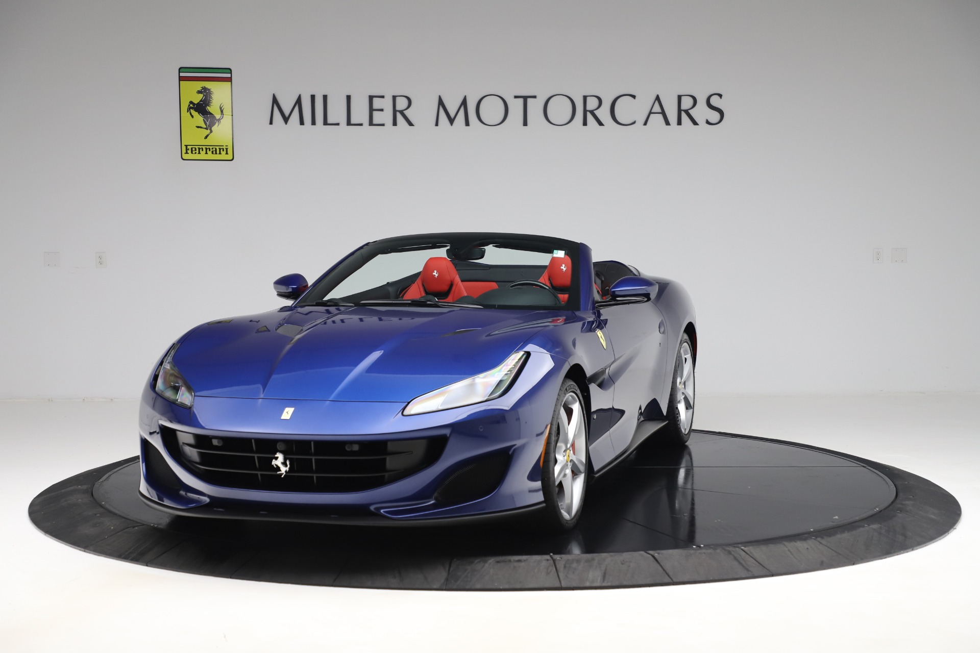 Used 2019 Ferrari Portofino for sale $227,900 at Maserati of Greenwich in Greenwich CT 06830 1