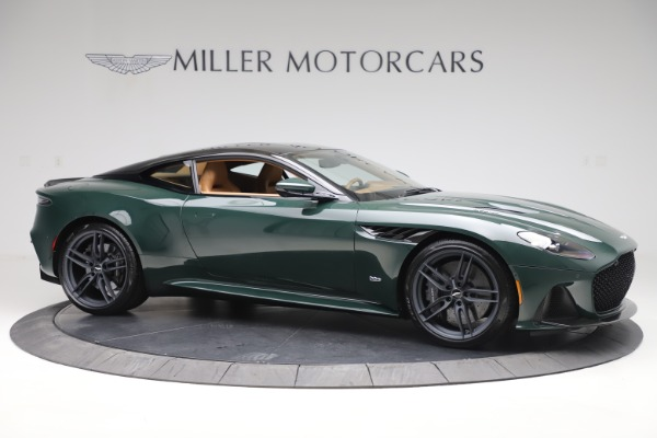 New 2020 Aston Martin DBS Superleggera Coupe for sale Sold at Maserati of Greenwich in Greenwich CT 06830 10